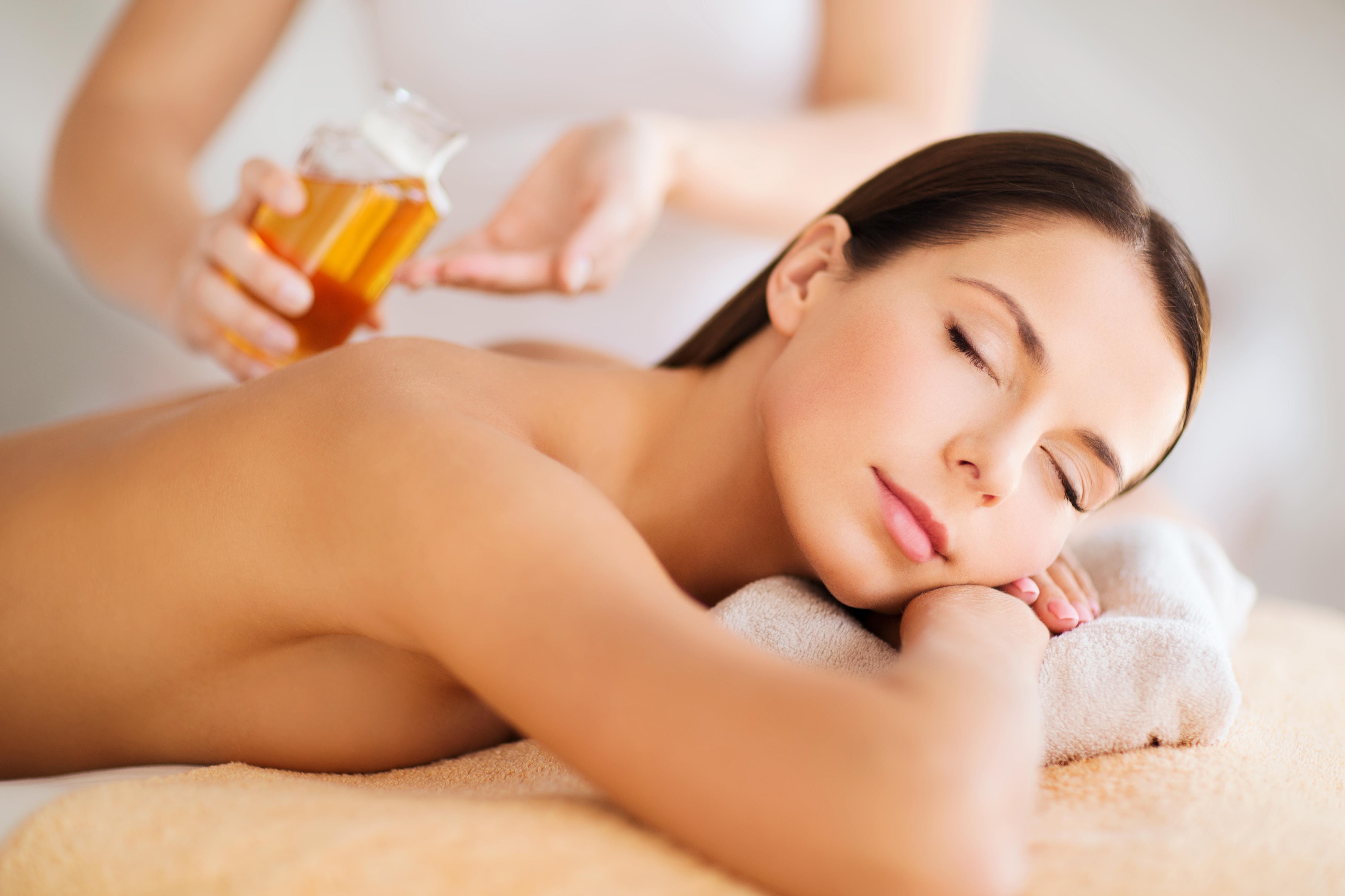 Aromatouch Massage Jennifer Lemon